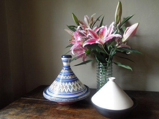 Image of our two tagines