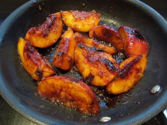 Image of roast peaches