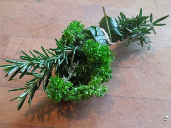 Image of bouquet garni