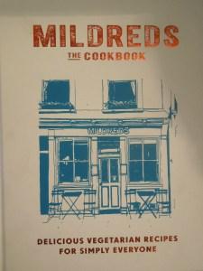 Image of Mildred's cookbook