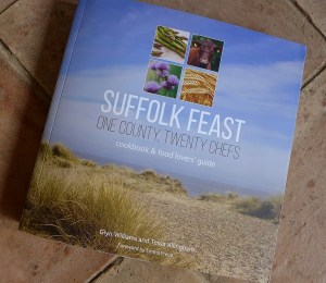 Image of Suffolk Feast cookbook