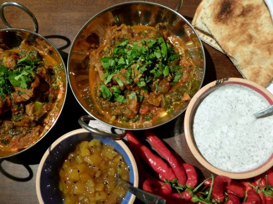 Image of leftover lamb curry
