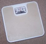 Image of bathroom scales
