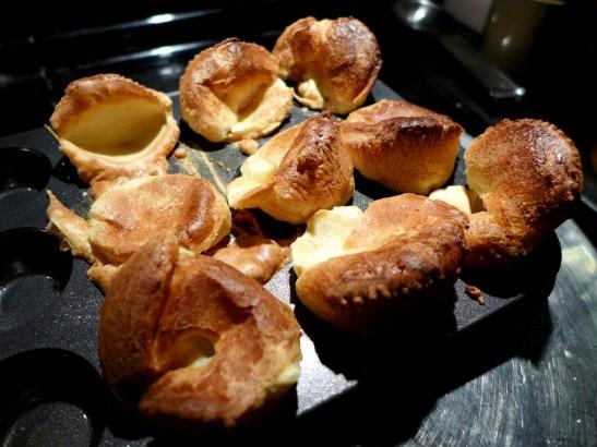 Image of mini Yorkshire puddings