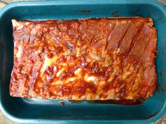 Image of marinated ribs