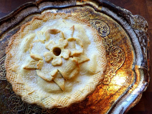 Image of cooked pie