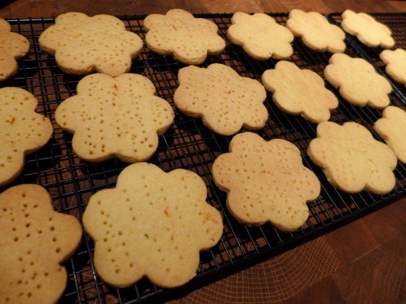 Image of cooked shortbreads