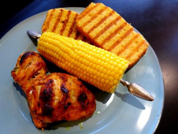 Image of spicy buttermilk chicken
