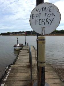 Image of Felixstowe Ferry jetty