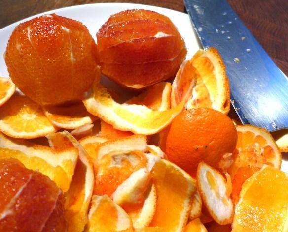 Image of blood oranges
