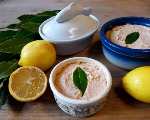 Image of pots of pate