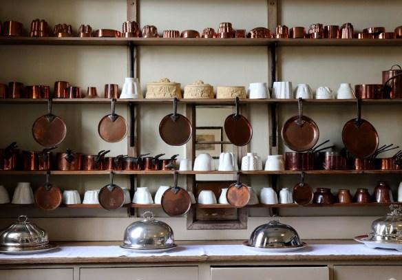 Image of kitchen dresser