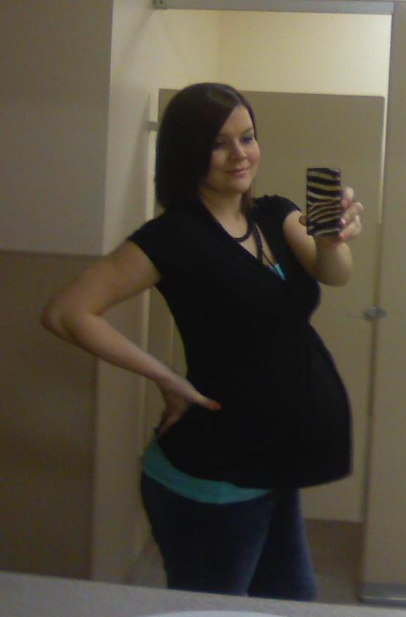38 weeks pregnant   Motherhood Craftiness & Other Lovely ...
