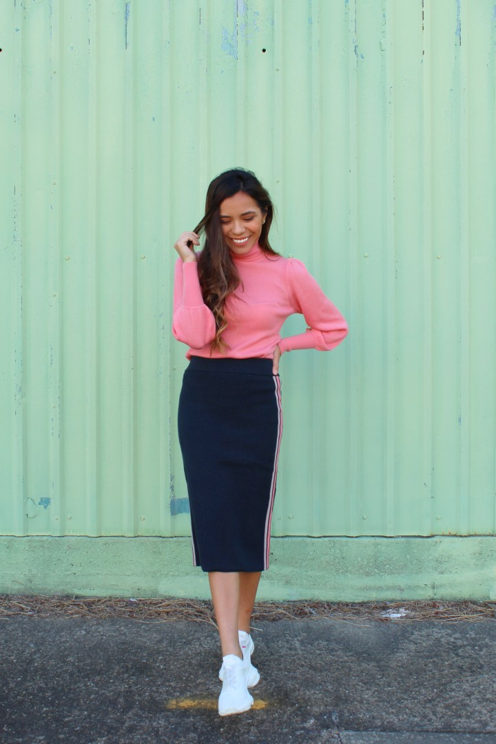 J. Crew Colorful Outfit