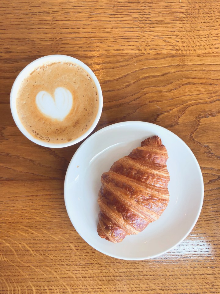 Favorite Coffee Shops in Downtown Houston