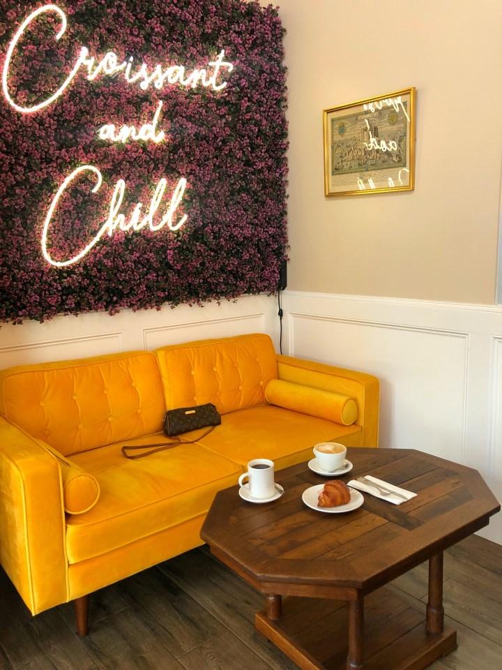 Favorite Coffee Shops in Downtown Houston