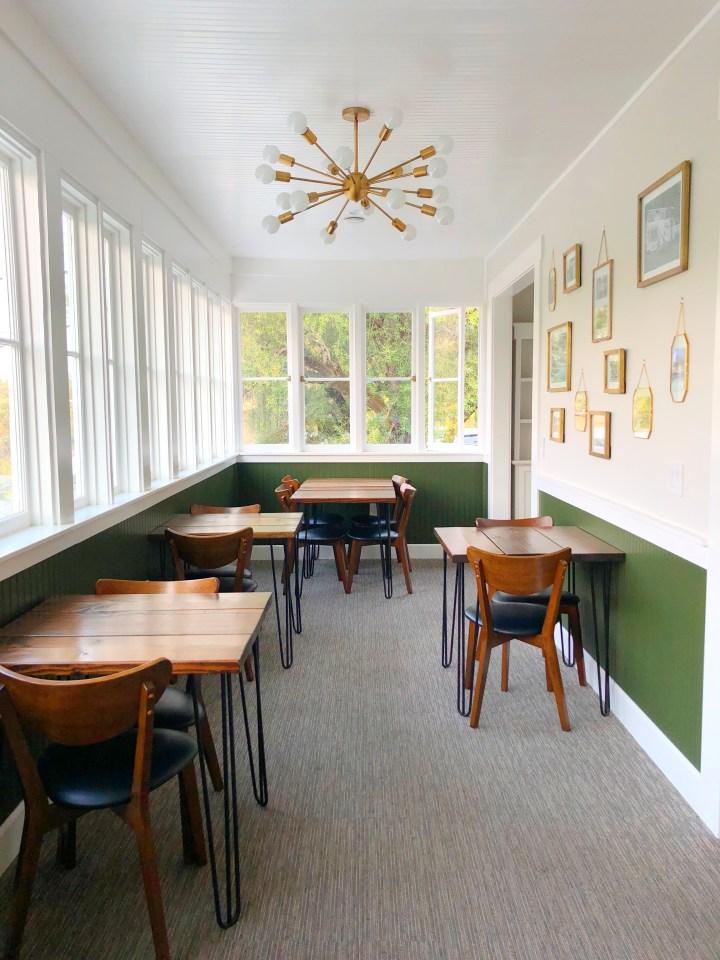 Olea Hotel - Dining Area