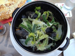 Local bucket o' Mussels