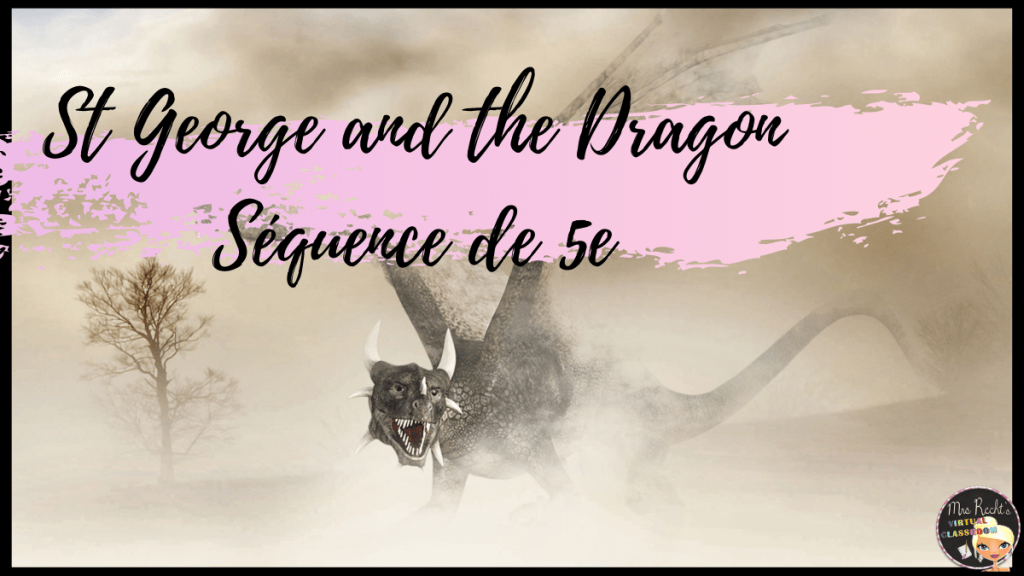 Séquence St George and the Dragon 5e