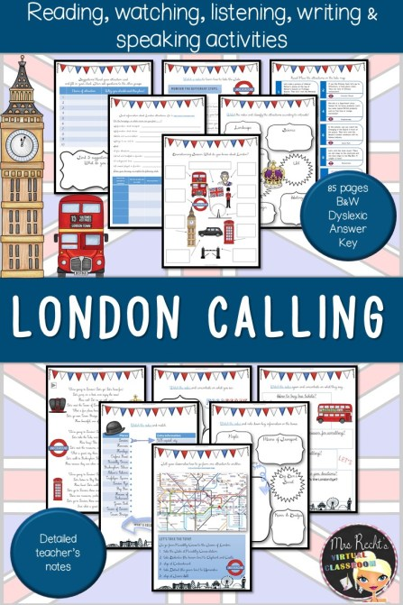 details séquence London