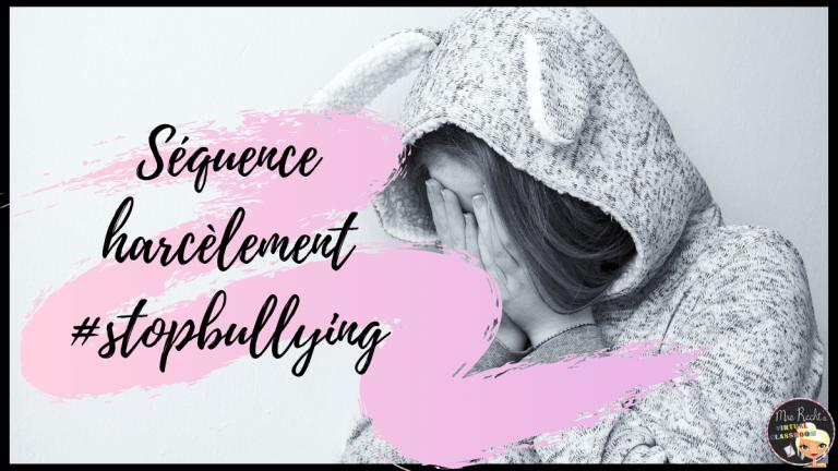 Séquence harcèlement 3e