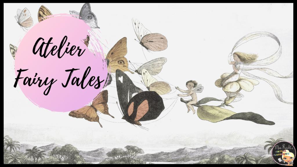 Ateliers d'écriture de contes
