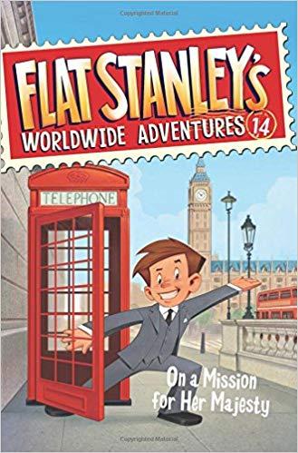 Flat Stanley pour l'option LCE