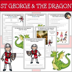 St George and the Dragon Unit