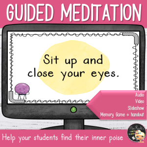 Activité Meditation