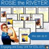 Séquence Rosie the Riveter 3e