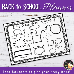 Back to School Planner Freebie