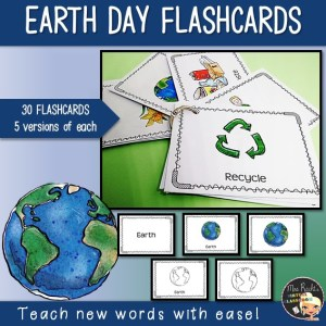Earth Day Activities Flashcards