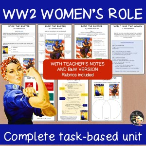 Rosie the Riveter Unit