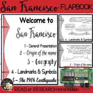 San Francisco Flapbook