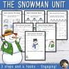 Mini-Séquence The Snowman 6e