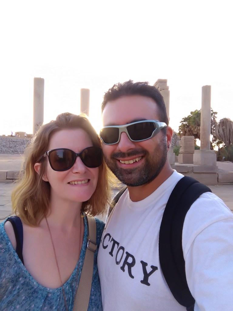 Portrait Eric et Estelle