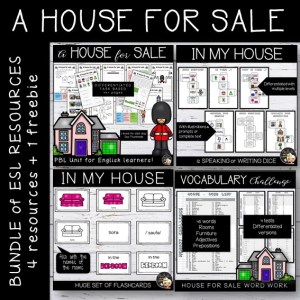 A House for Sale Bundle