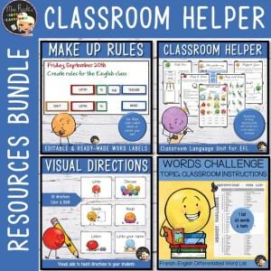 Séquence Classroom Helper 6e Bundle
