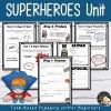 Séquence Superheroes 6e