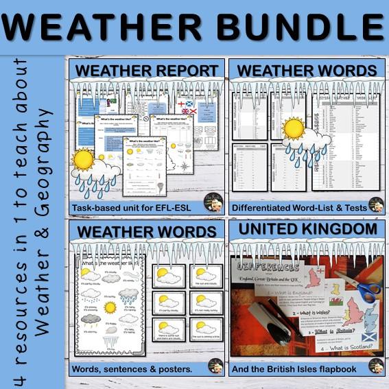 Séquence Weather 6e Bundle