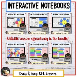 Cahier interactif numérique Bundle
