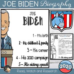 Flapbook Joe Biden