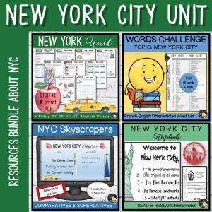 Séquence New York 4e
