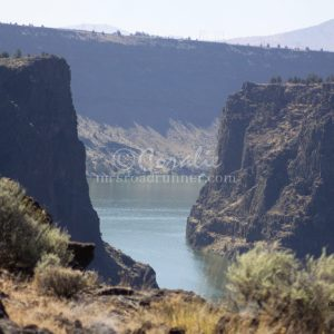 Central Oregon Canyon View 1888 Print Download
