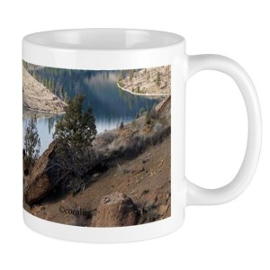 Balancing Rocks of Oregon Mugs 11 oz