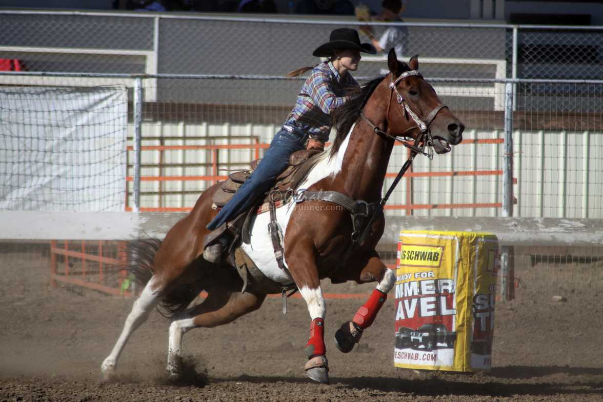 barrel racing 1451