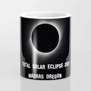 Total Solar Eclipse 2017 Coffee Mug