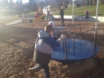 Park play time