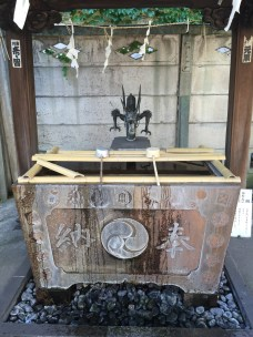 Takayama Shinto Shrine.