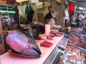 Fish heads. Fish heads. Rollie pollie fish heads.